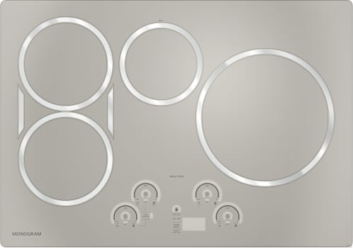 "Monogram ZHU30RSPSS 30"" Induction Cooktop"