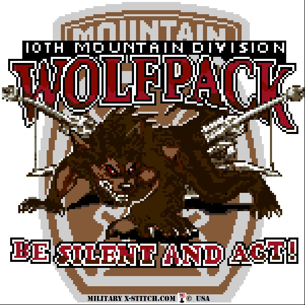 Field Artillery, 4-25th, 10th Mountain Div (Wolfpack) PDF