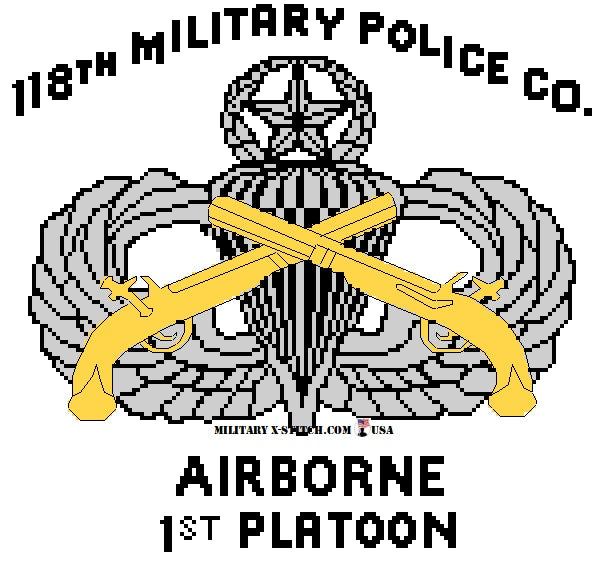 Military Police, 118th, Airborne