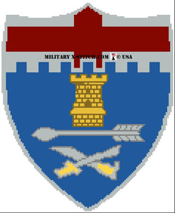 Infantry, 11th Division Insignia