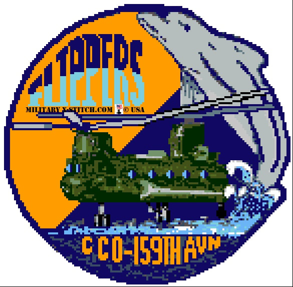 Aviation 159th C Company (Flippers) PDF