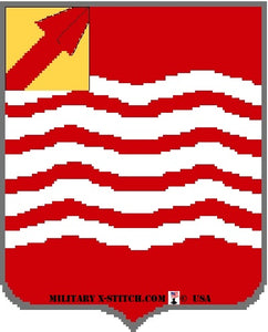 Field Artillery (FA), 15th Insignia