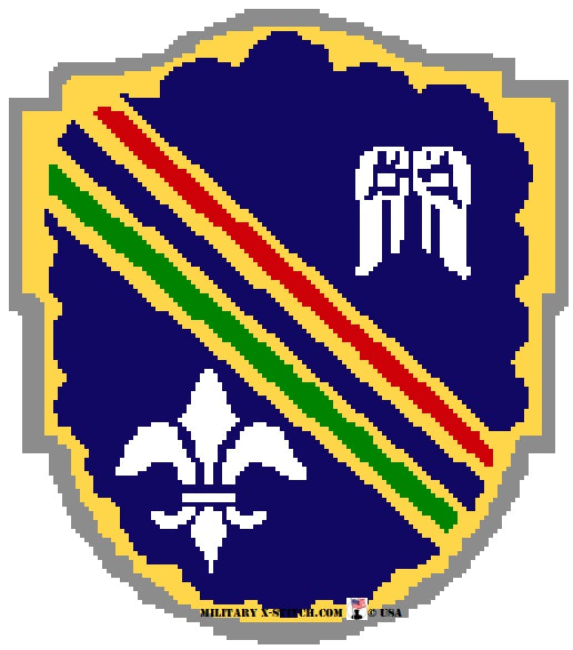 Infantry, 160th Regiment Insignia