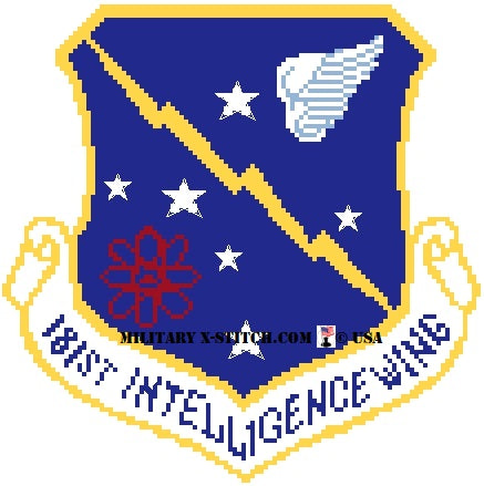 Intelligence Wing, 181st Insignia