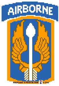 Aviation Brigade, 18th Insignia
