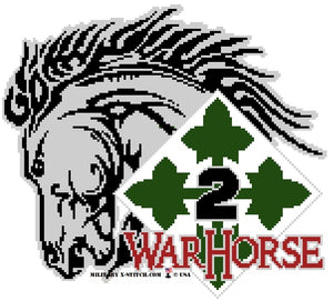 "Infantry, 4th Division 2nd Brigade Combat Team ""WarHorse"""
