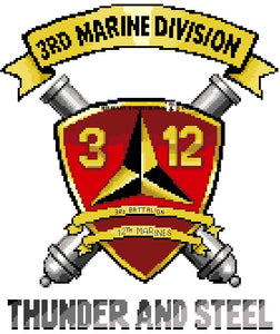 Marines, 3-12th Insignia