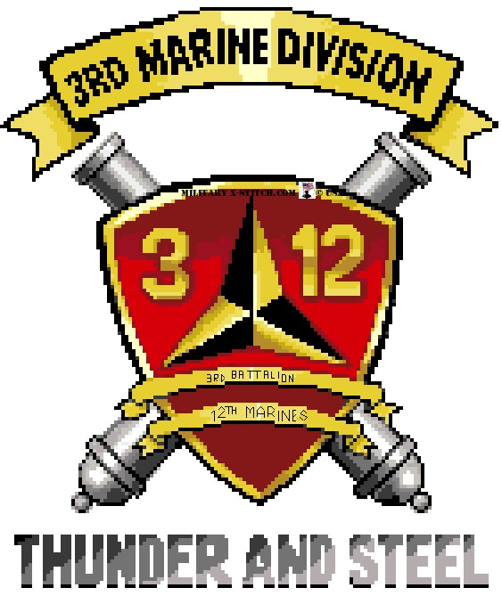 Marines, 3-12th Insignia PDF
