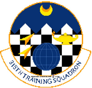 Training Squadron, 315th Insignia PDF
