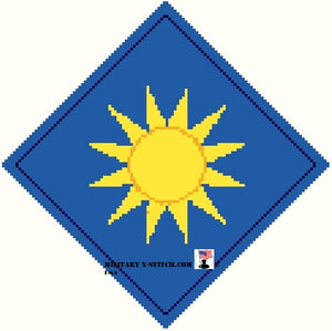 Infantry, 40th Division Sleeve Insignia