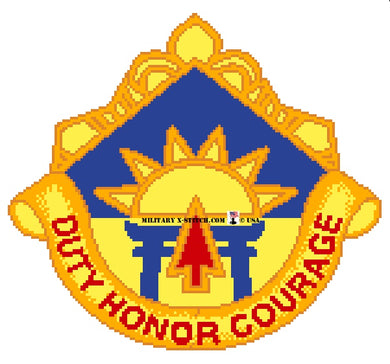 Infantry, 40th Division Unit Crest