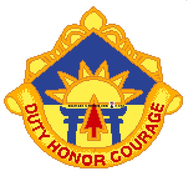 Infantry, 40th Division Insignia