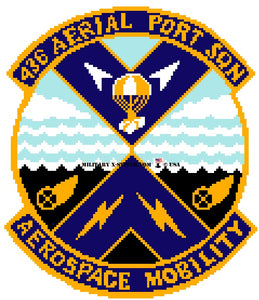 Aerial Port Squadron, 436th (APS) Insignia
