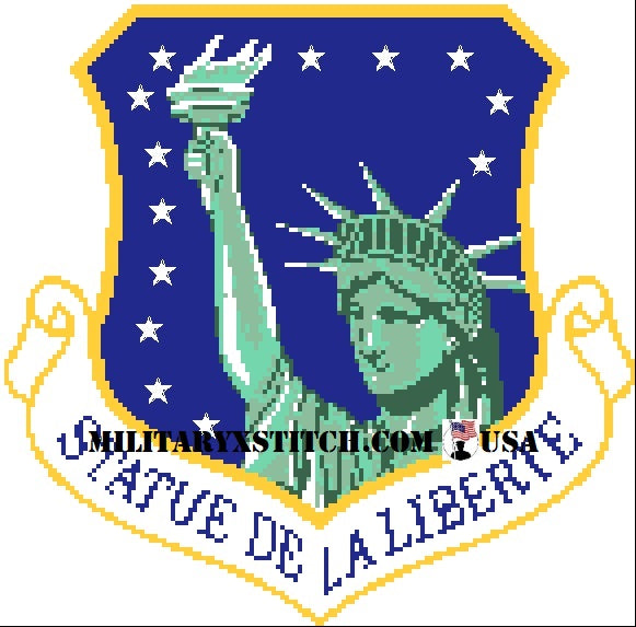 Fighter Wing, 48th Insignia
