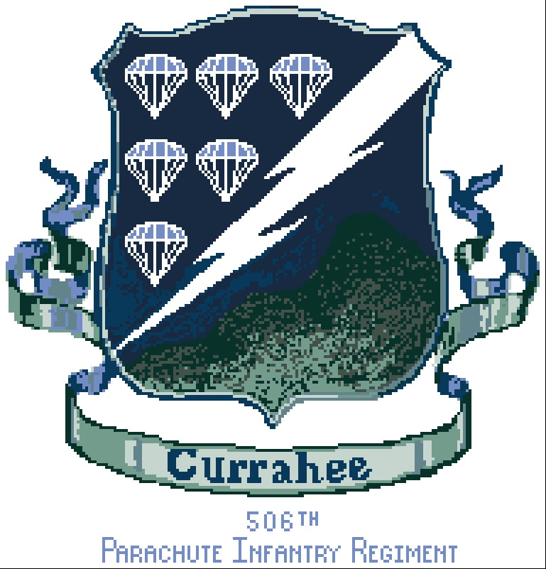 Parachute Infantry Regiment (PIR), 506th Insignia PDF