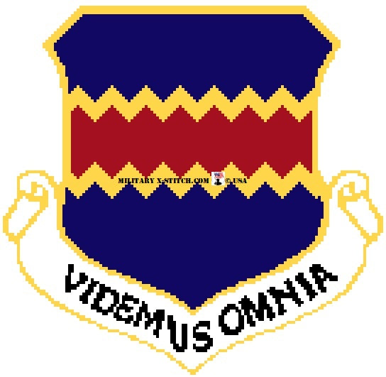 Air Force, 55th Wing Insignia