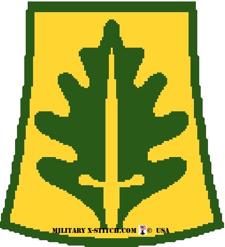 Military Police, 800th Insignia