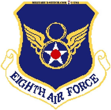 Air Force, 8th Insignia