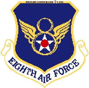 Air Force, 8th Insignia PDF