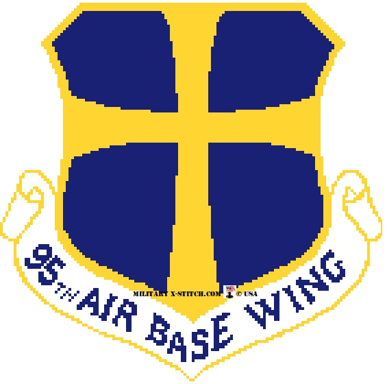 Air Base, 95th Wing Insignia PDF