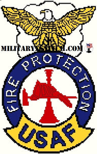 Fire Protection Insignia (USAF)