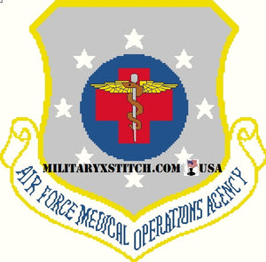 Medical Operations Agency Insignia (USAF)