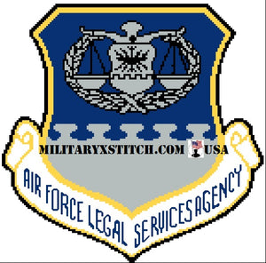 Legal Services Insignia (USAF)