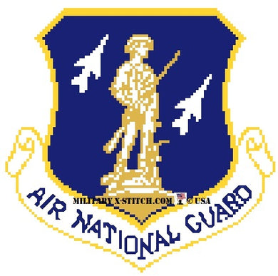 Air National Guard Insignia PDF