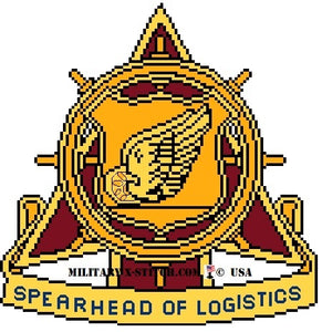 Transportation Regimental Insignia