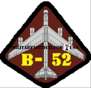 B-52 on patch Insignia PDF