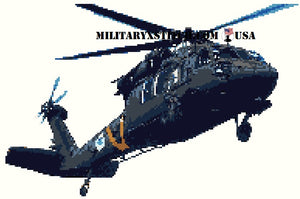 Helicopter, Black Hawk