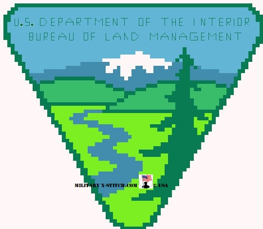 Bureau of Land Management Insignia