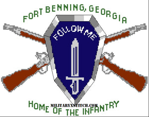 "Fort Benning ""Home of the Infantry"""