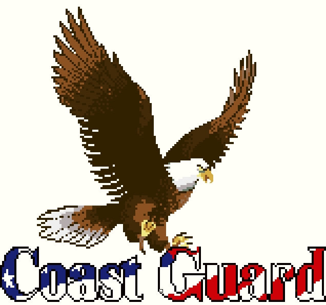 Eagle - Coast Guard Kit