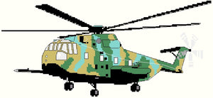 HH-3E Jolly Green Giant kit