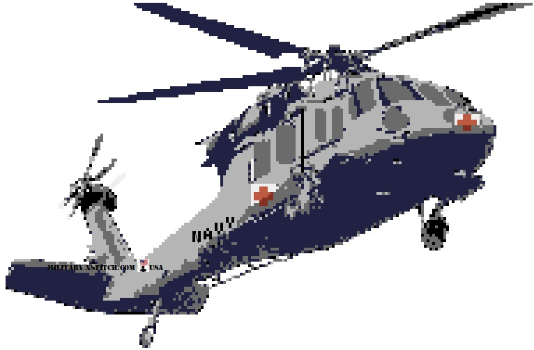 Helicopter, MH-60s
