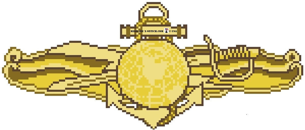 IDW Specialist Officer Insignia