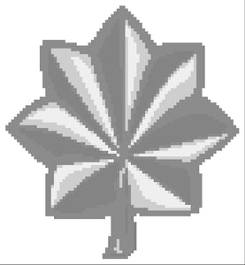 Lt. Colonel / Commander Insignia