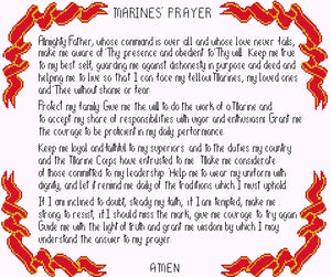 Marine's Prayer Kit