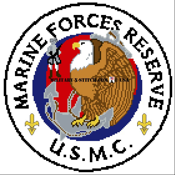 Marine Forces Reserve Insignia