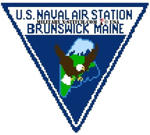 Naval Air Station Brunswick Maine Insignia PDF