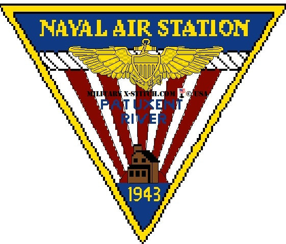 Naval Air Station Patuxent River Insignia PDF