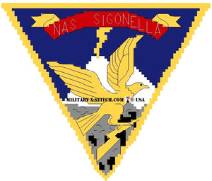 Naval Air Station Sigonella Emblem