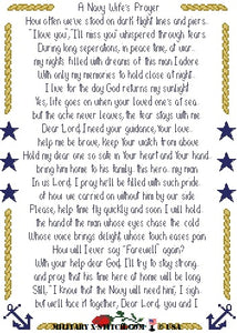 Navy Wife's Prayer Kit