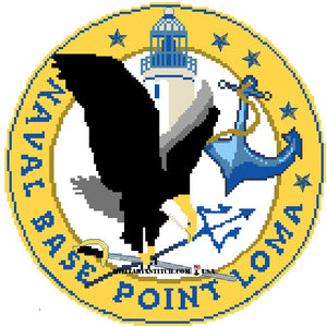 Naval Base Point Loma insignia