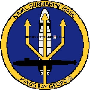 NSB Kings Bay Insignia