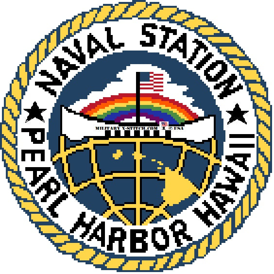 NS Pearl Harbor Insignia
