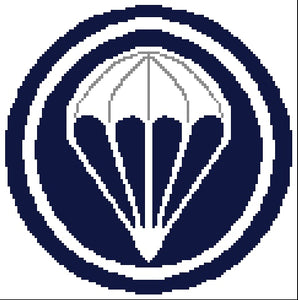 Parachute Infantry Regiment Cap Insignia Kit
