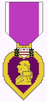 Medal, Purple Heart