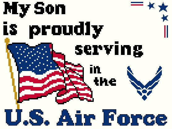 Proudly Serving Air Force